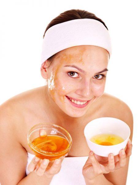 Мед и медовые маски для тела для похудения