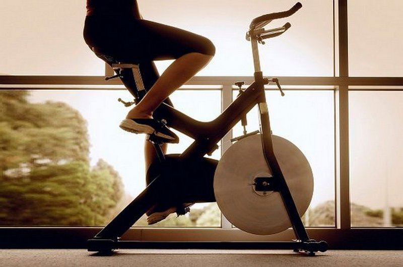 на сколько можно похудеть на велотренажере