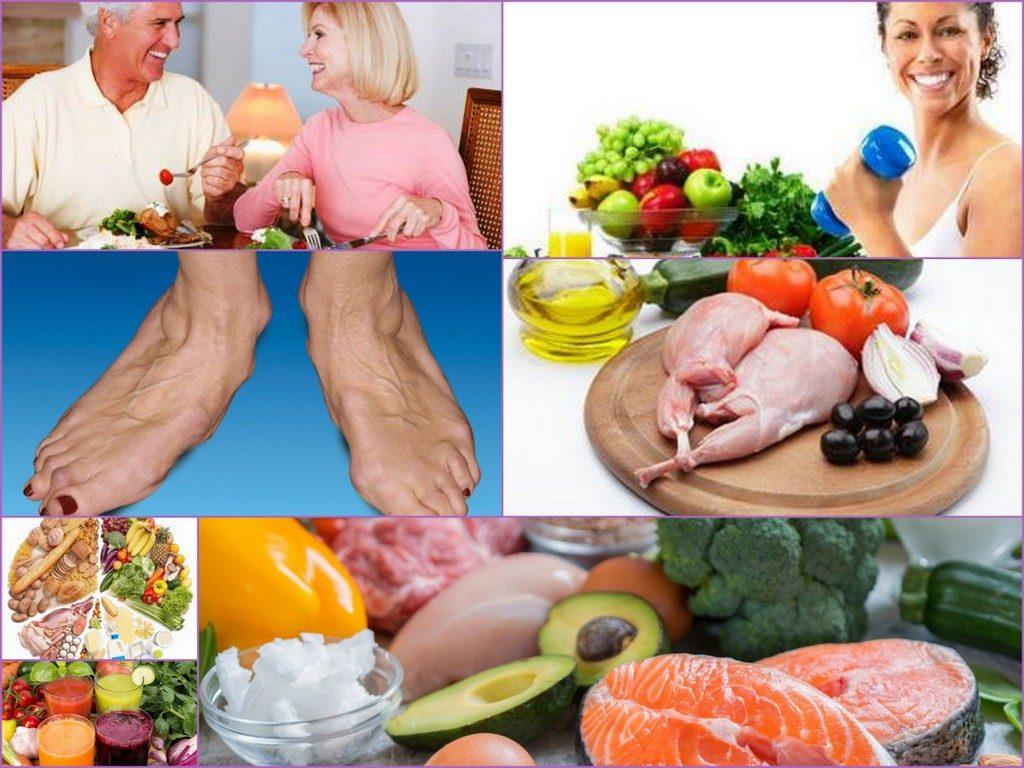 Что можно есть при артрите