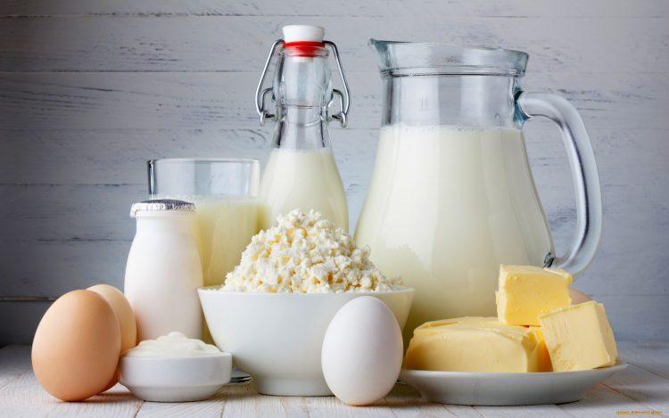 В рационе больного обязательно должны быть молочные продукты