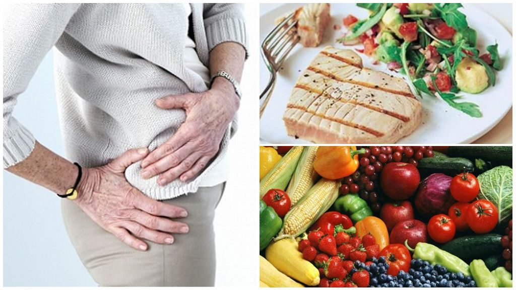Полезные продукты для суставов