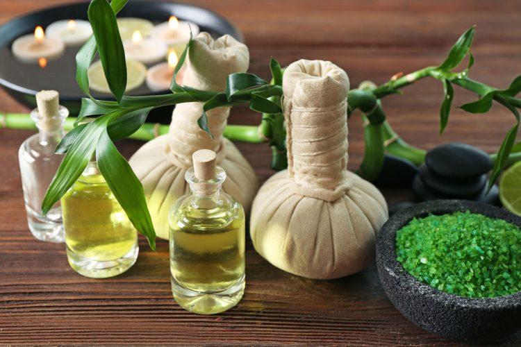 В домашних условиях можно использовать ароматические масла для проведения массажа