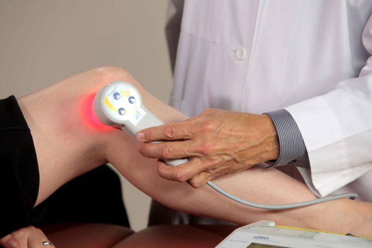 Физиотерапия может включать несколько разных методов