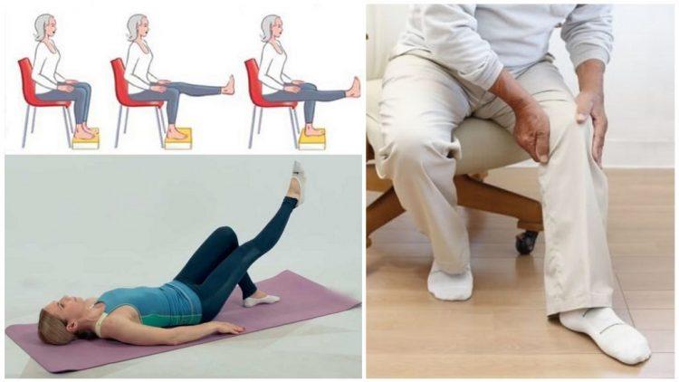 Гимнастические упражнения категорически запрещены в период обострения болезни
