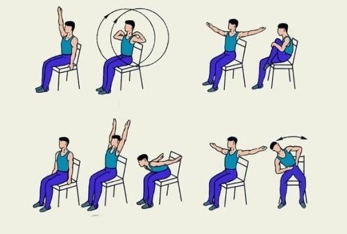 Упражнения при артрозе плечевого сустава