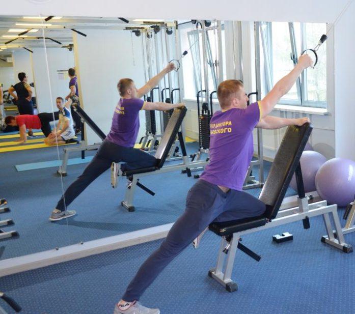 Упражнение при плечевом артрозе