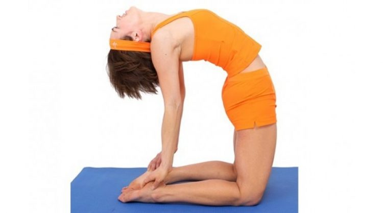 Пример упражнения для снятия болевых ощещений