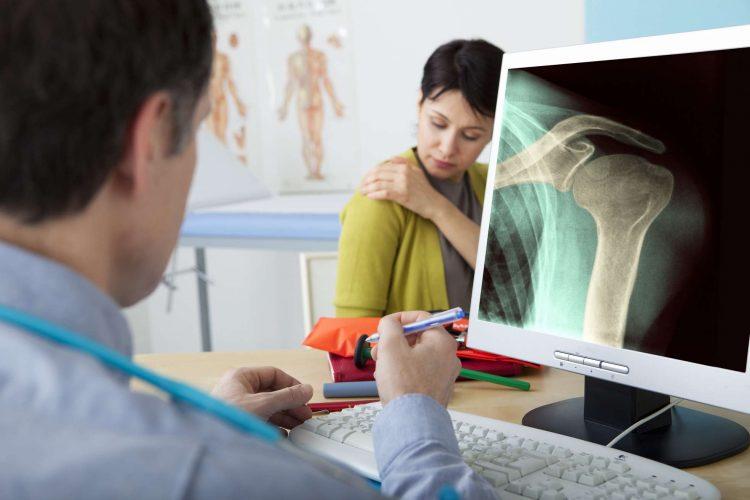Обращение к ортопеду