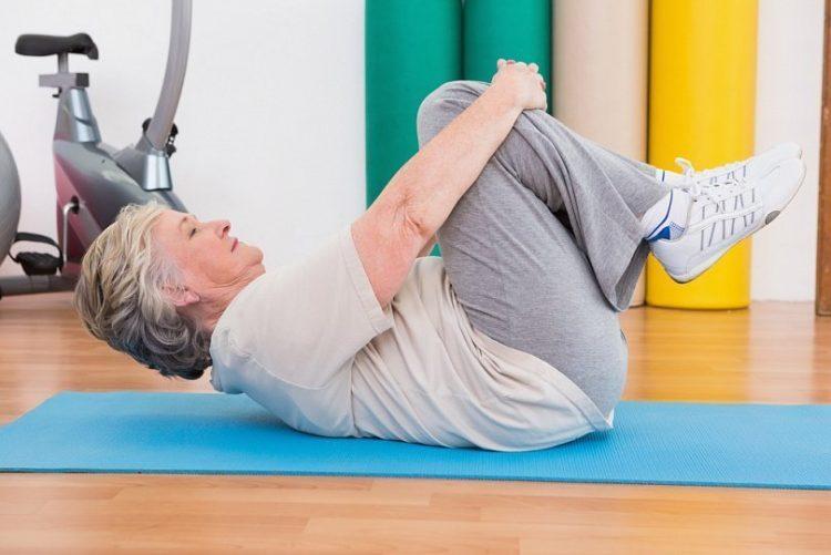 Упражнения при полиартрозе