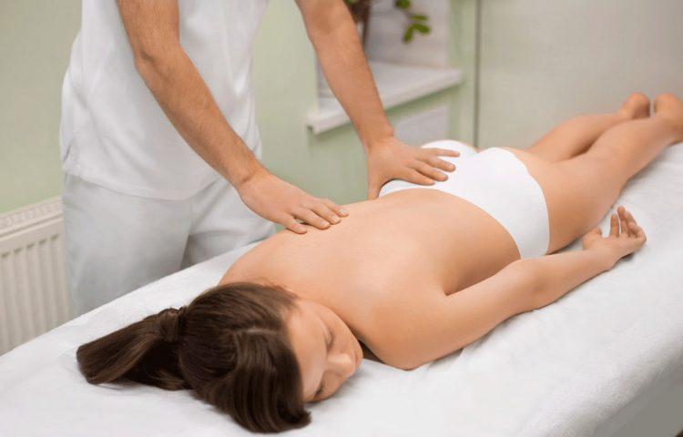 Проведение мануальной терапии специалистом