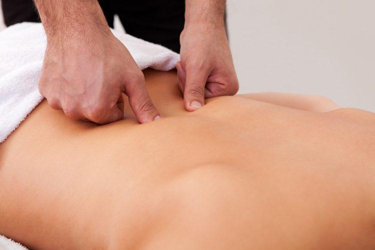 Техника проведения массажа
