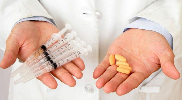 Лечение для пациента должен подбирать врач