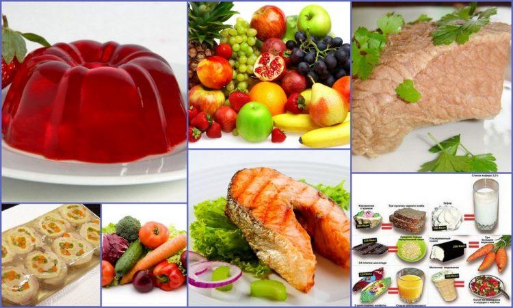 Полезные пр полиартрозе продукты