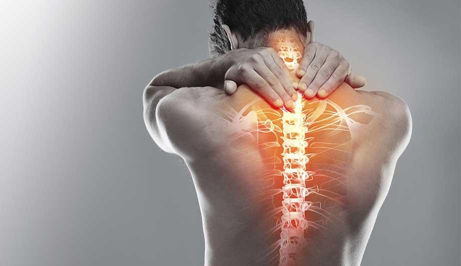 Изменение позвонков и дисков при остеохондрозе