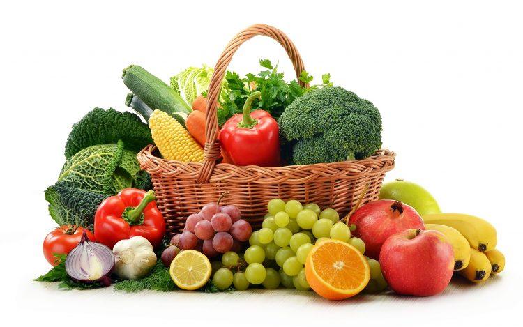 Больному необходимо обогатить свой рацион овощами и фруктами