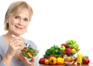 Правильное питание - одна из мер профилактики заболевания