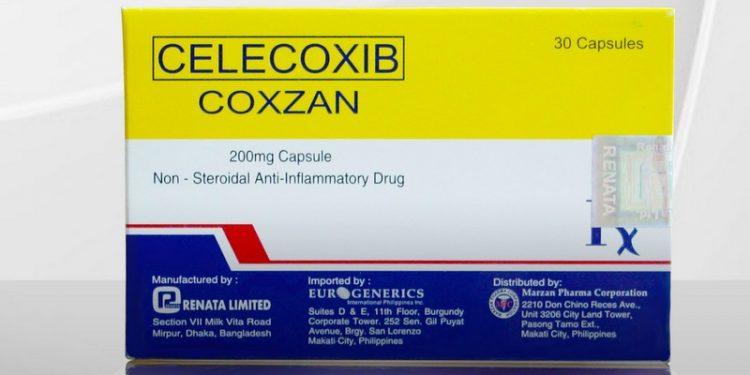 Таблетки Целекоксид
