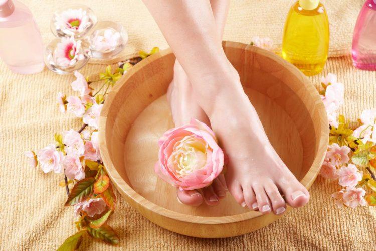 Ножные ванночки при артрозе