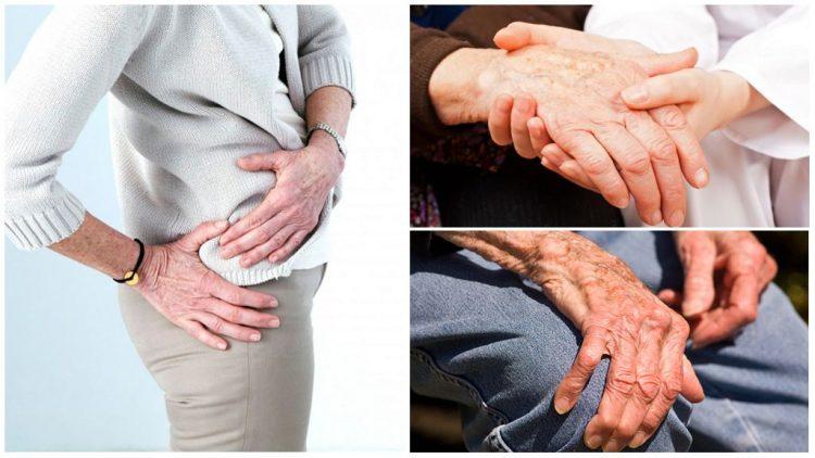 Воспаление суставов при полиартрозе