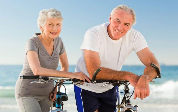 Активный образ жизни - первая из мер профилактики полиартрита