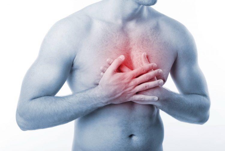 Симптомы проявления грудного остеохондроза у мужчин типичные, у женщин же - нетипичные