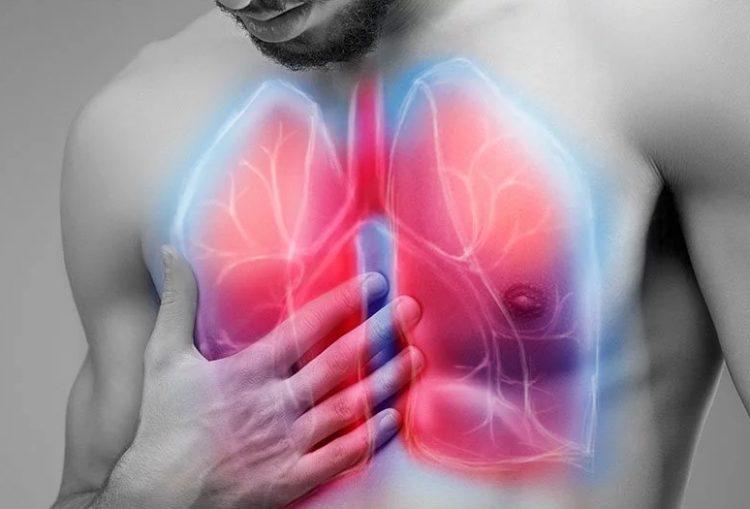 Боль в грудине с затруднением дыхания