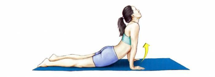 Дыхательные упражнения помогут разгрузить позвоночник