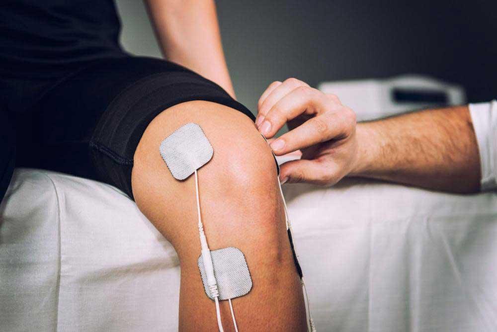 При остеохондрозе коленного сустава допустимы физиотерапевтические процедуры