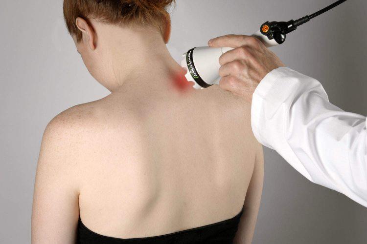 Физиопроцедуры при остеохондрозе помогут снять воспаление
