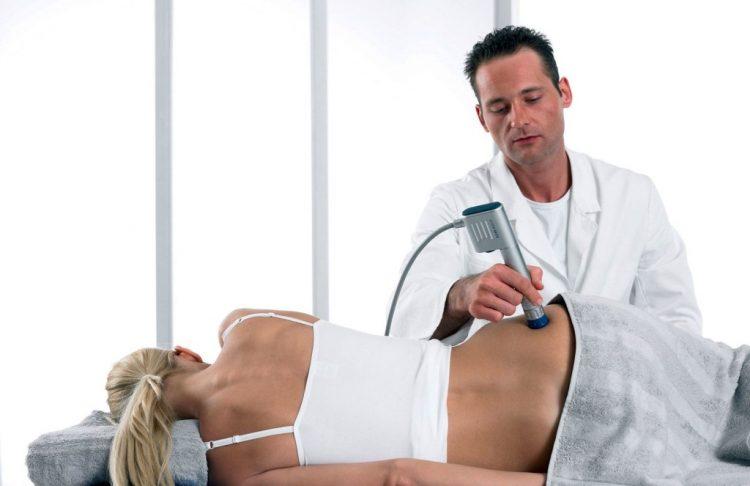 Физиотерапевтические методы помогут снять воспаление при остеохондрозе