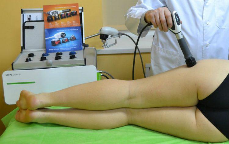 Физиотерапевтические процедуры обычно применяют курсом в две недели
