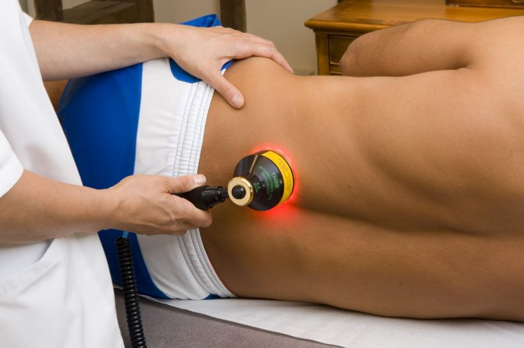 Физиотерапевтические процедуры при поясничном хондрозе