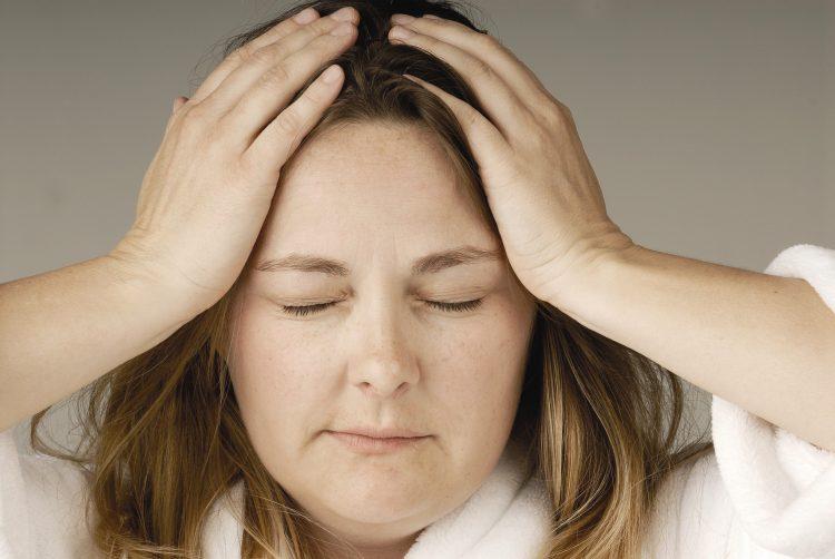 Головная боль от остеохондроза