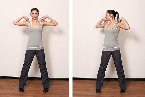 Упражнения и зарядка благотворно влияют на организм больного