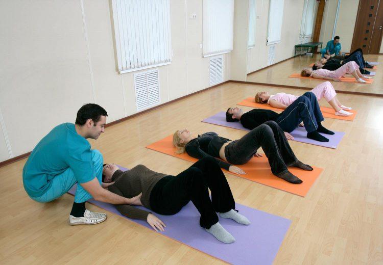 Лечебная физкультура должна проводиться в период ремиссии