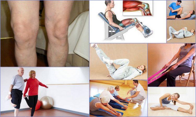 Пример выполнения упражнений при остеохондрозе