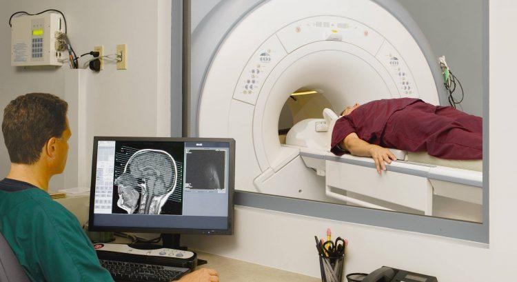 МРТ головы - один из способов диагностики заболевания