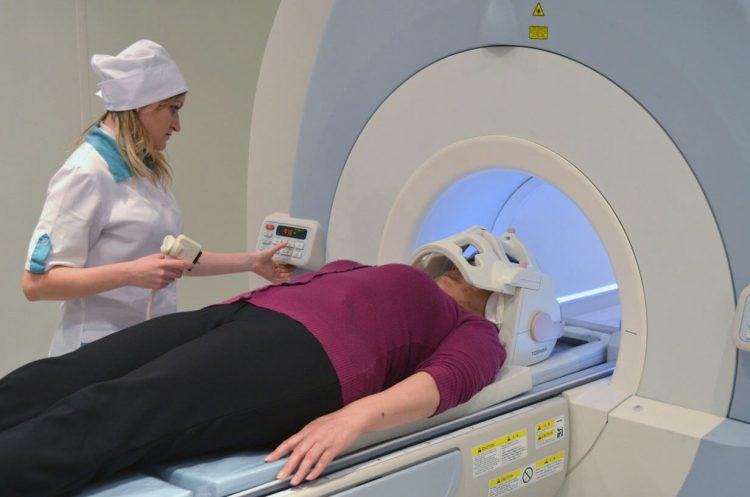 Процедура прохождения МРТ головы
