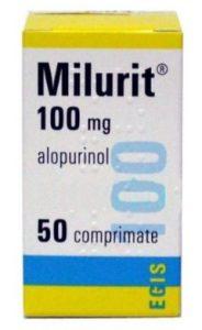 Таблетки Миллурит