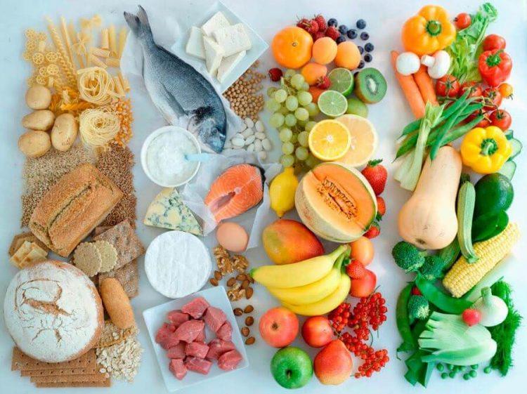 Питание больного должно быть сбалансированным