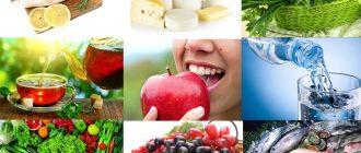 Набор продуктов питания