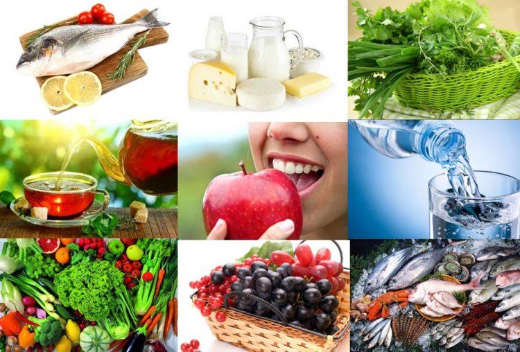 Продукты, необходимые для восстановления и поддержания хрящевой и костной ткани