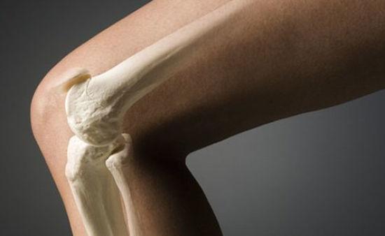 Форма остеохондропатии с окостенением наколенника встречается очень редко