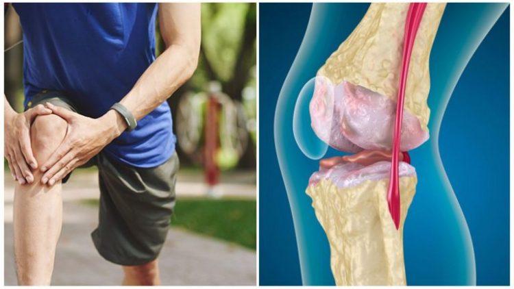 Остеохондроз коленного сустава чаще встречается у людей пожилого возраста