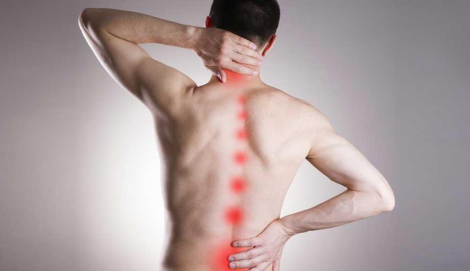 Остеохондроз спины - проблема, с которой сталкиваются очень многие