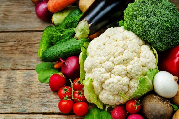 В меню больного должна преобладать пища растительного происхождения