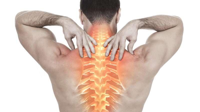 Остеохондроз обладает ярко выраженными симптомами