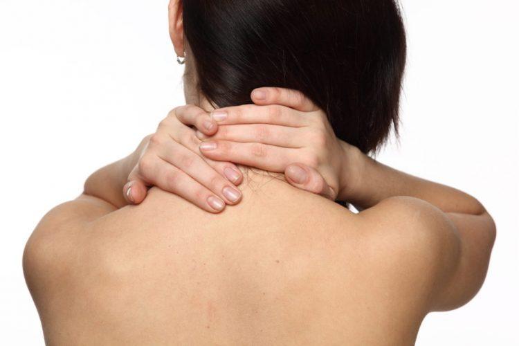 Выполнение массажа шеи своими руками