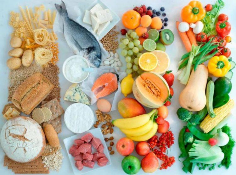 Правильное питание - одна из мер профилактики недуга