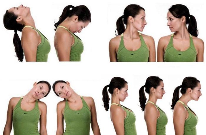 Перед выполнением упражнений нужно провести разминку